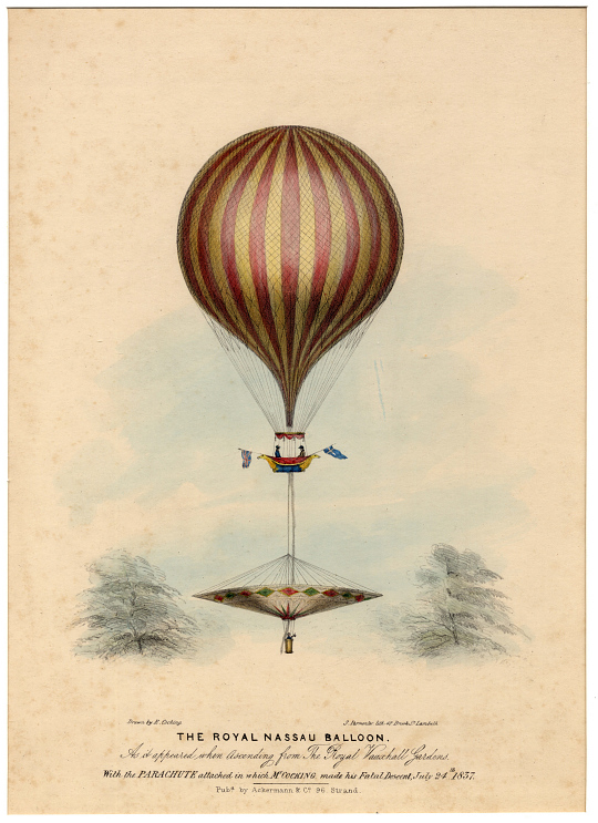 The Royal Nassau Balloon