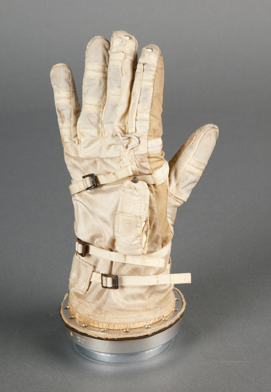 Glove, Left, Gemni, G4-C, Gemini 6, Stafford, Flown