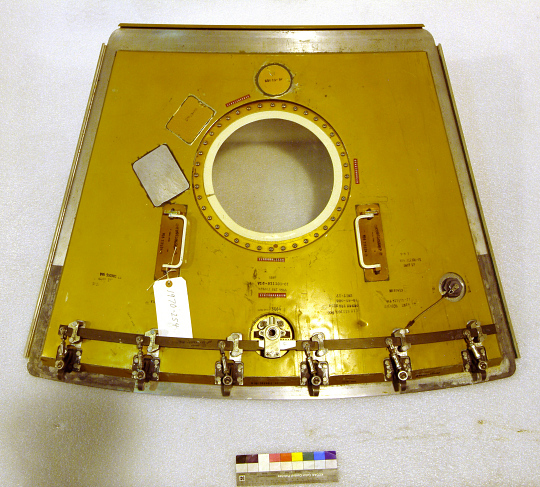 Hatch, Block I, Apollo 4