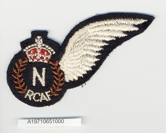 Badge, Navigator, Royal Canadian Air Force
