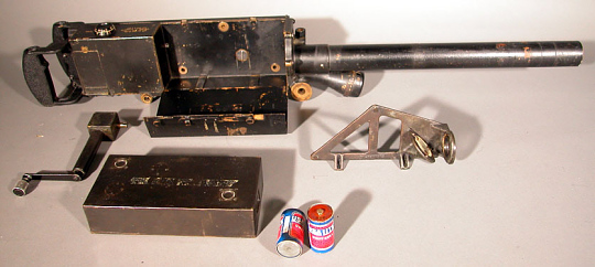 Camera, Flexible Gun, Motion Picture, MK 3-1, 35mm. U.S. Navy