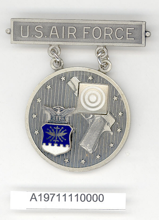 Badge, Pistol, Non-National United States Air Force