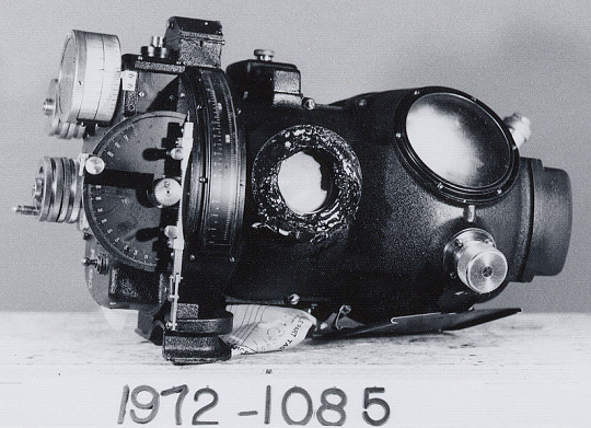 Sighting Head, Bombsight, Norden, M-9