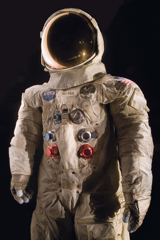 Neil Armstrong Space Suit