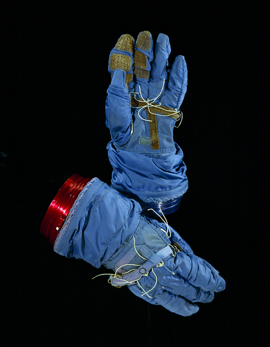 Glove, Left, Manned Orbiting Laboratory