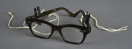 Eyeglasses, Muscle Control Switch, Apollo