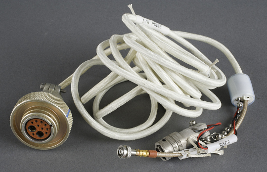 Cable, Television Camera, Command Module, Apollo