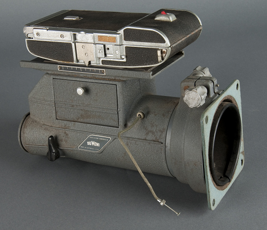 Oscilloscope Camera, Project Celescope