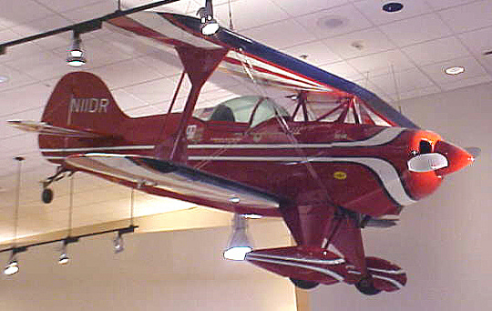 Pitts S-1S Special