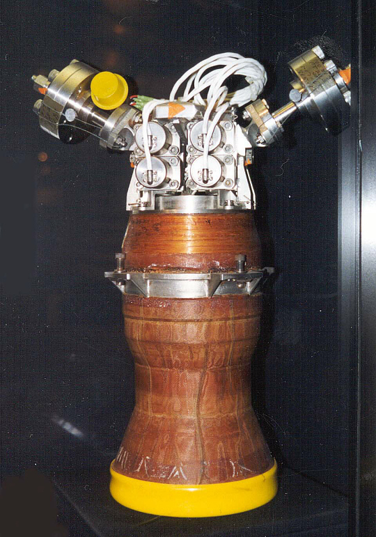 Rocket Engine, Liquid Fuel, Auxiliary Propulsion System (APS), Thruster, Saturn