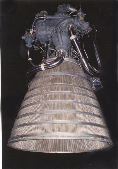 Rocket Engine, Liquid Fuel, RL-10