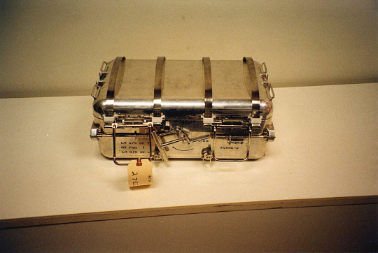 ALSRC, Apollo Lunar Sample Return Container