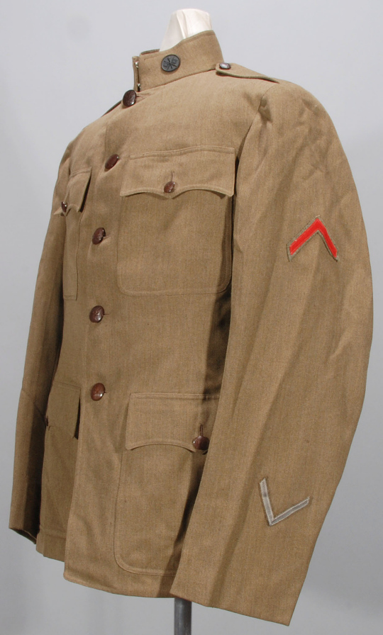Coat, Service, Cadet, United States Army Air Service
