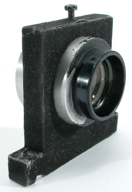 Lens Optical Element, UV Spectrograph
