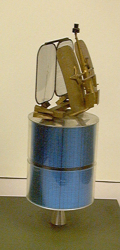 Model, Communications Satellite, Comstar