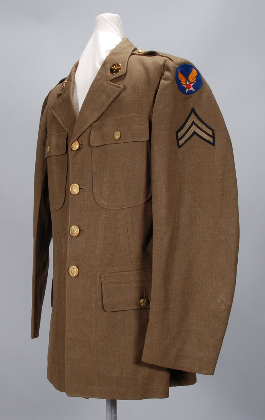 Coat, Service, Type M1939, United States Army Air Forces