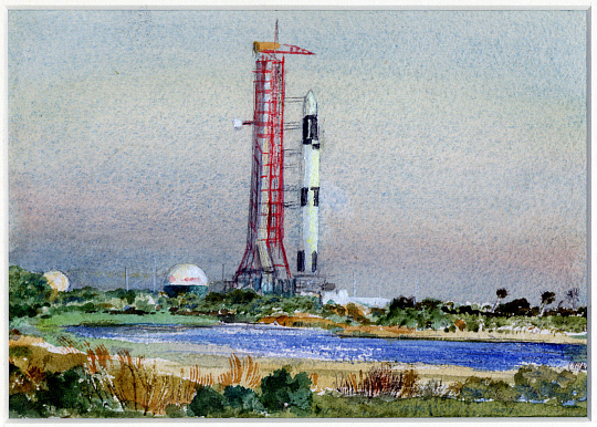 Skylab Launch Complex