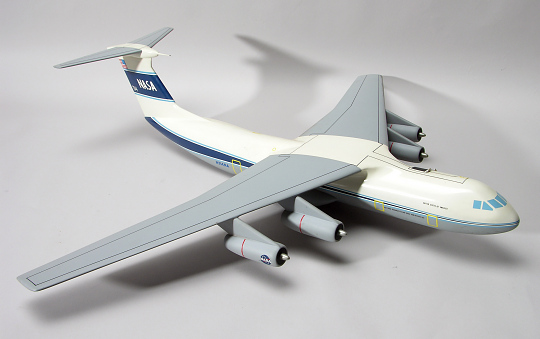 Model, Kuiper Airborne Observatory