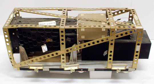 Spectrometer, UV Absorption, Apollo-Soyuz Test Program - thermal mockup