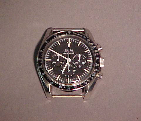 Chronograph, McDivitt, Apollo 9