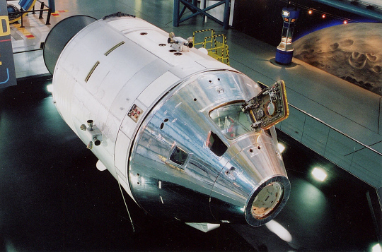 Command and Service Modules, Apollo #119