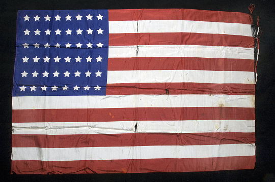 Flag, United States, 48 Star