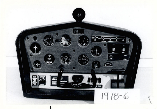 Instrument Flight Simulator, ATC-510