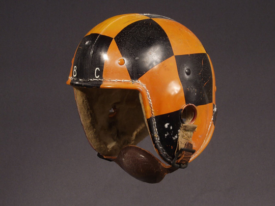 Helmet, Protective, Human Pick Up