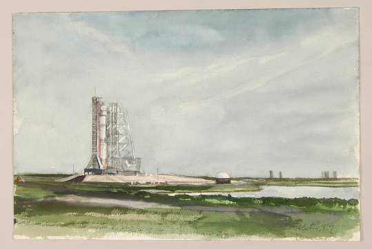 Apollo 13 on Pad