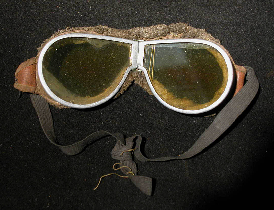 Goggles, Flying, United States Army Air Service