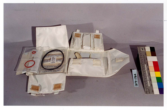 Kit, EMU Maintenance, Apollo 11, Flown