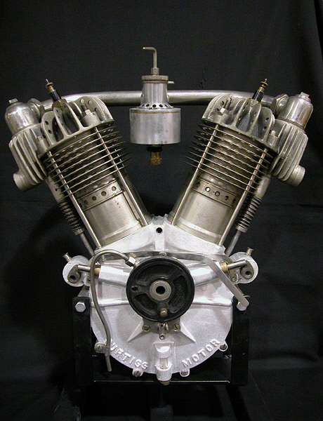 Curtiss A-2 V-2 Engine