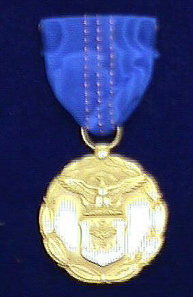 Medal, Exceptional Civilian Service, U.S. Air Force, 1967, Charles S. Draper