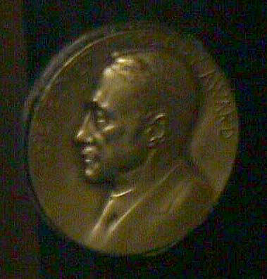 Medal, Elmer A. Sperry Award, American Society of Mechanical Engineers, 1970