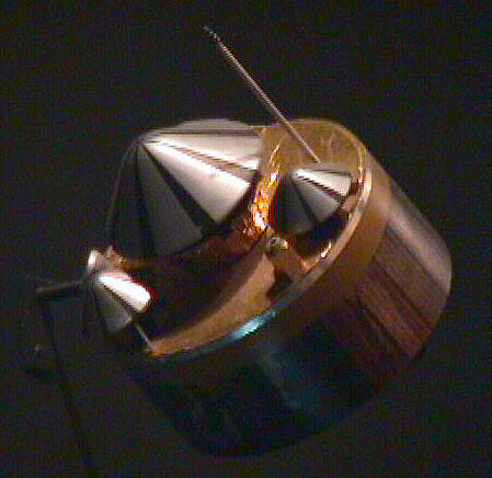 Model, Planetary Probe, Pioneer Venus Multiprobe