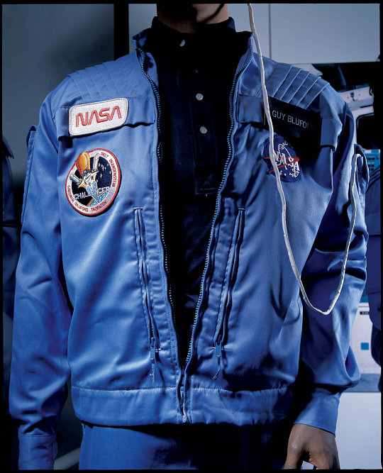 Jacket, In-Flight Suit, Guy Bluford, STS-8
