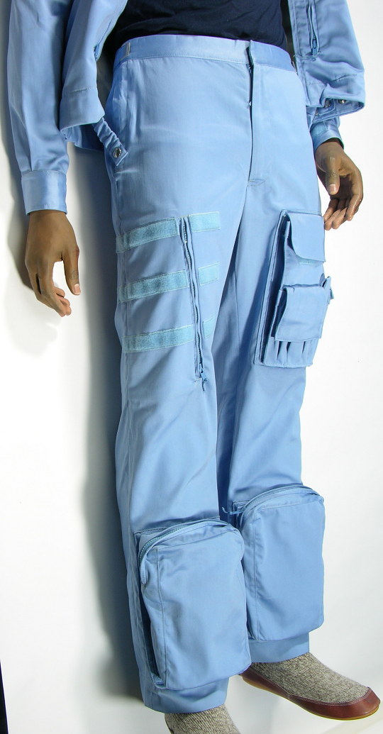 Trousers, In-Flight Suit, Guy Bluford, STS-8