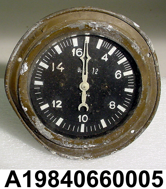 Tachometer, German