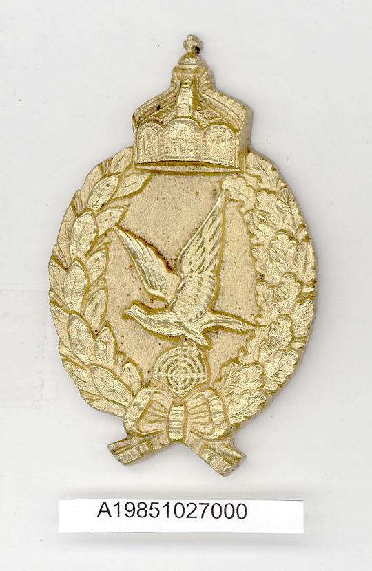 Badge, Aerial Gunner, Imperial German Air Force