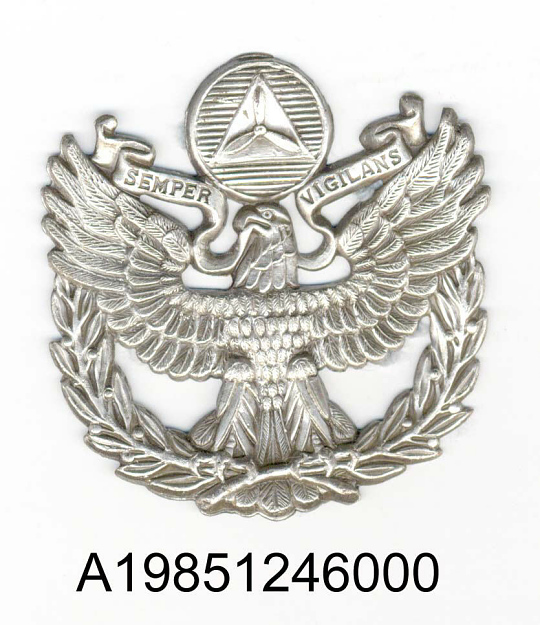Badge, Cap, Civil Air Patrol (CAP)