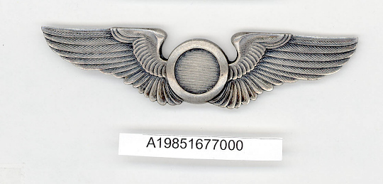 Badge, Aerial Obverser, United States Army Air Forces