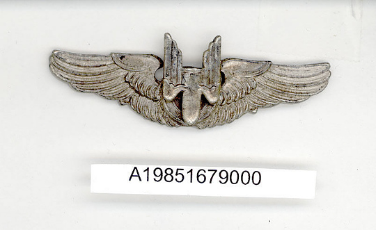 Badge, Aerial Gunner, United States Army Air Forces
