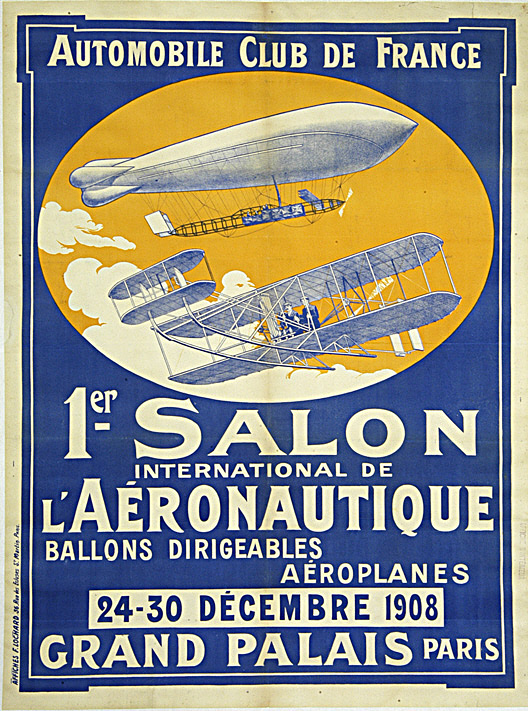 1er Salon International de l'Aéronautique