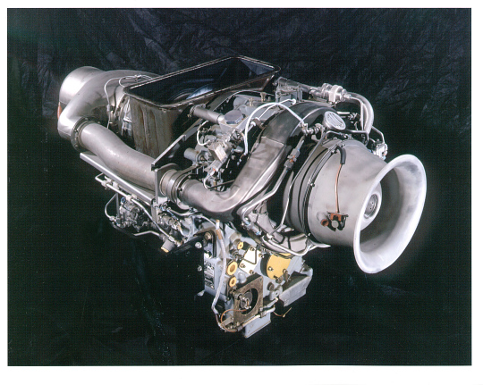 Allison 250-C28B Turboshaft Engine
