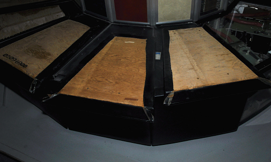 Computer, Super, Cray-1, Bench Seat Cover Tops
