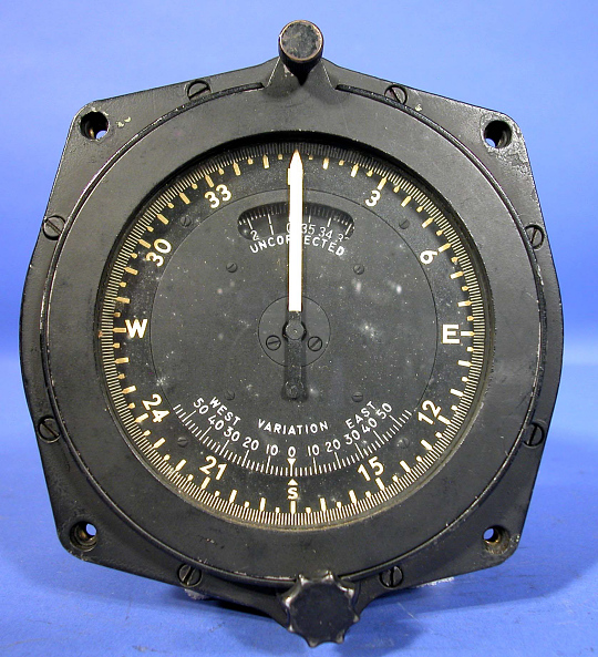 Indicator, Compass, Gyro, Flux Gate