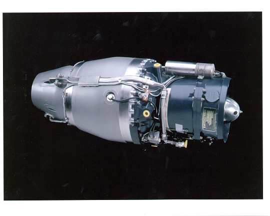 Teledyne CAE J402-CA-400 Turbojet Engine