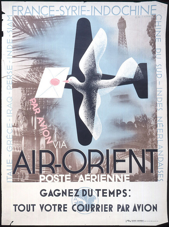 Air Orient Post Aérienne