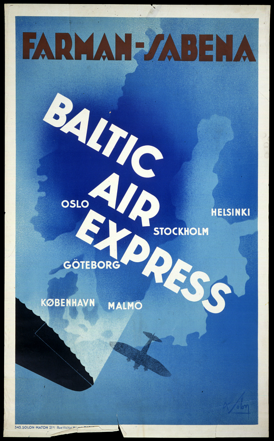 Farman-Sabena Baltic Air Express
