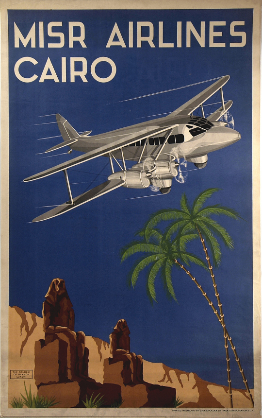 MISR Airlines Cairo